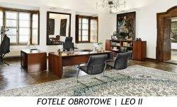 FOTELE OBROTOWE | LEO II