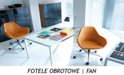 FOTELE OBROTOWE | FAN