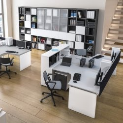 OXI biurka pracownicze