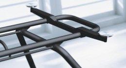 Stelaż biurka Xeon stal malowana proszkowo kolor czarny