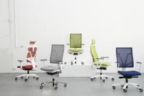 4ME fotel obrotowy biurowy krzesło obrotowe biurowe BN Office Solution Nowy Styl Group Biurokoncept