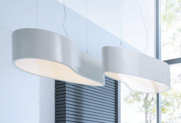 Ellipse SSL 15 lampa wisząca biurowa oświetlenie biurowe MDD Biurokoncept