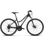 Rower Kross Evado 5.0 28 czarny-turkusowy