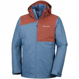 Kurtka męska Columbia Aravis Explorer Interchange Jacket