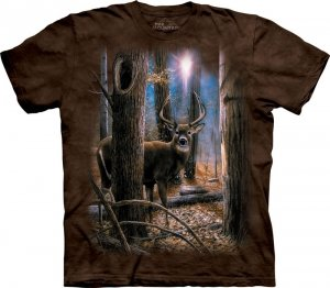 T-Shirt - Koszulka Woodland Sentry Buck The Mountain 10-1509