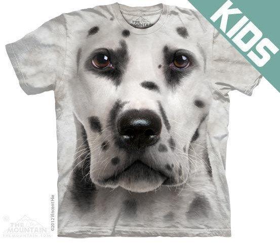 Koszulka dziecięca THE MOUNTAIN DALMATION DOG 15-3547