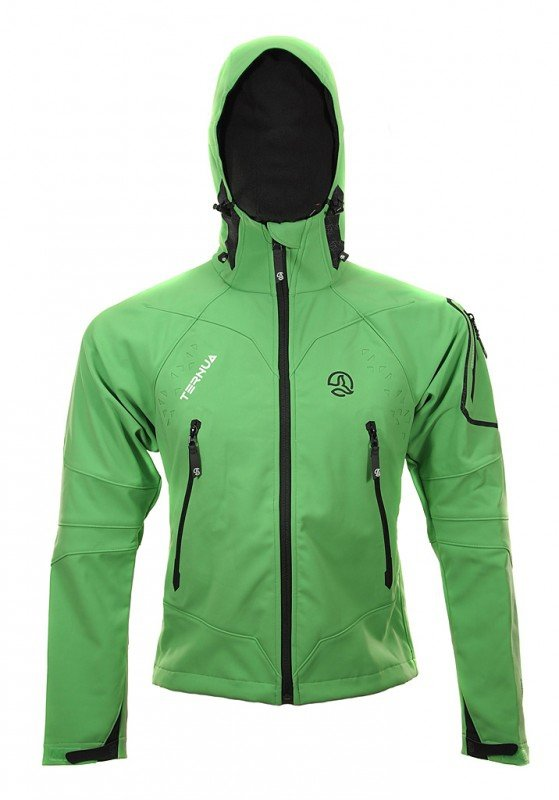 Kurtka męska TERNUA FOUR WINDS Windstopper Soft Shell