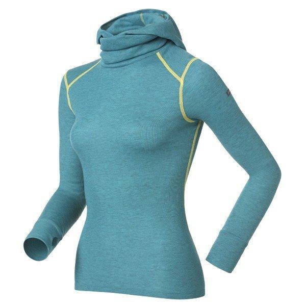 Bluza termoaktywna damska z kominiarką ODLO WARM