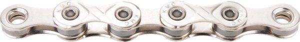 Łańcuch 10rz KMC X10e Silver dla e-Bike