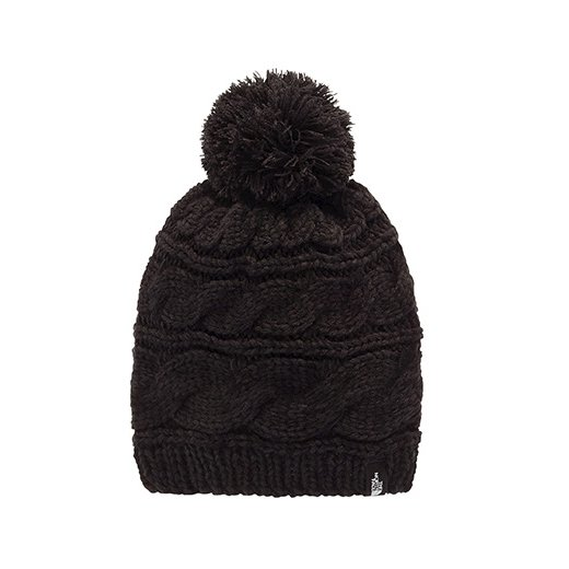 Czapka z pomponem The Nort Face Triple Cable Pom Beanie