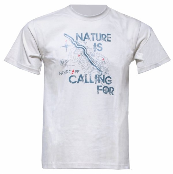 T-Shirt Męski Nordcapp Nature