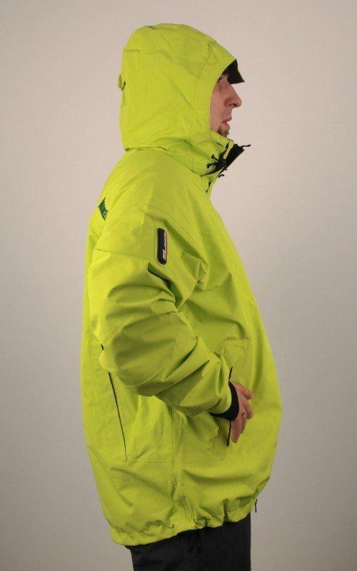 Kurtka narciarska męska MARKER HELIOS SHELL Gore-Tex
