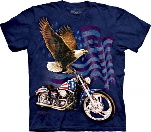 T-Shirt - Koszulka Born to Ride The Mountain 10-3014