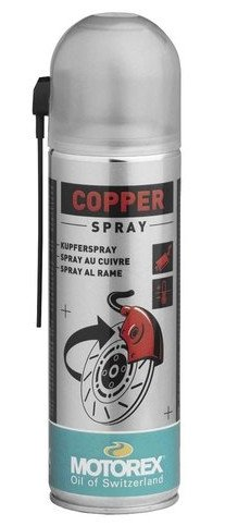 Motorex Copper Spray 300ml smar miedziany