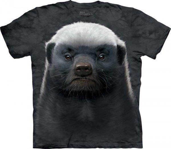 Koszulka dziecięca THE MOUNTAIN HONEY BADGER 15-3495