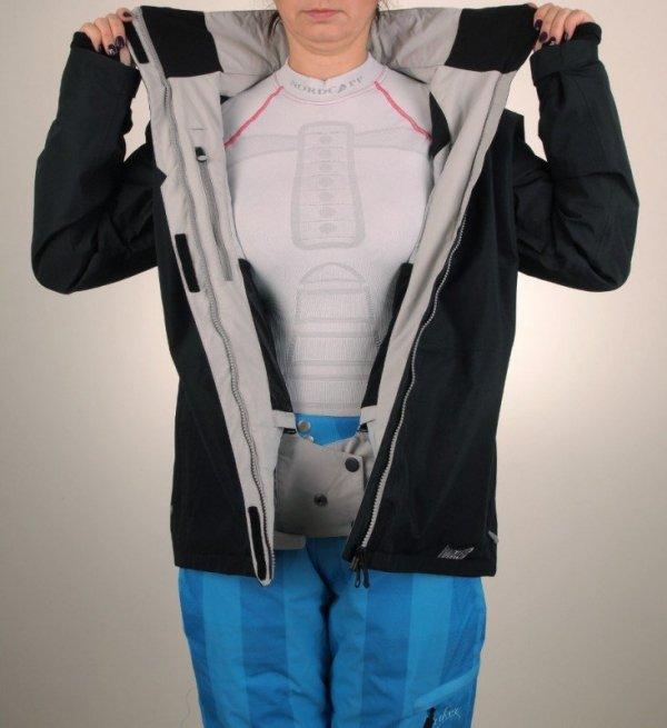 Kurtka narciarska damska MARKER CRESCENT Gore-Tex