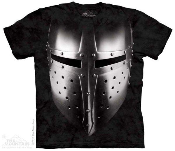 KOSZULKA T-SHIRT THE MOUNTAIN BIG FACE ARMOR 10-3637