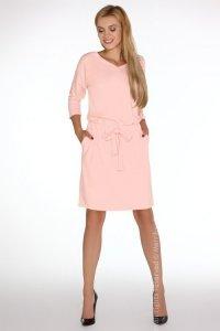 Sukienka Marlann Pink