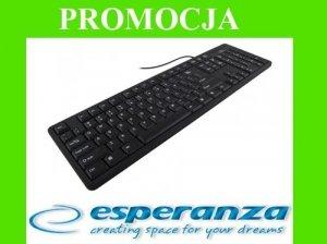 KLAWIATURA SLIM Esperanza TK103 USB Titanum