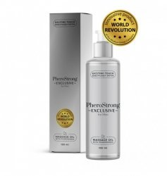 PheroStrong Exclusive for Men Massage Oil 100ml
