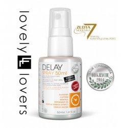 Lovely Lovers DELAY Spray 50 ml