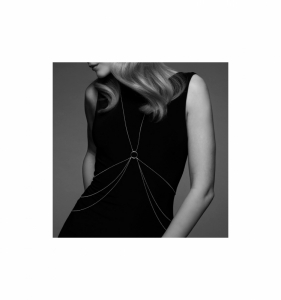 Bijoux Indiscrets - Magnifique 8 Body Chain (złoty)