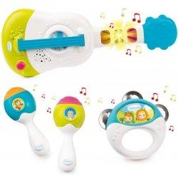 Smoby Cotoons Zestaw Instrumentów Muzycznych