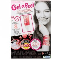 Gel a Peel Magiczny różowy żel Zmiana koloru