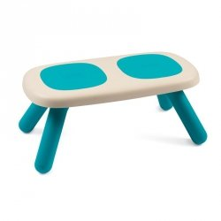 Ławka dla dzieci Smoby w kolorze niebieskim