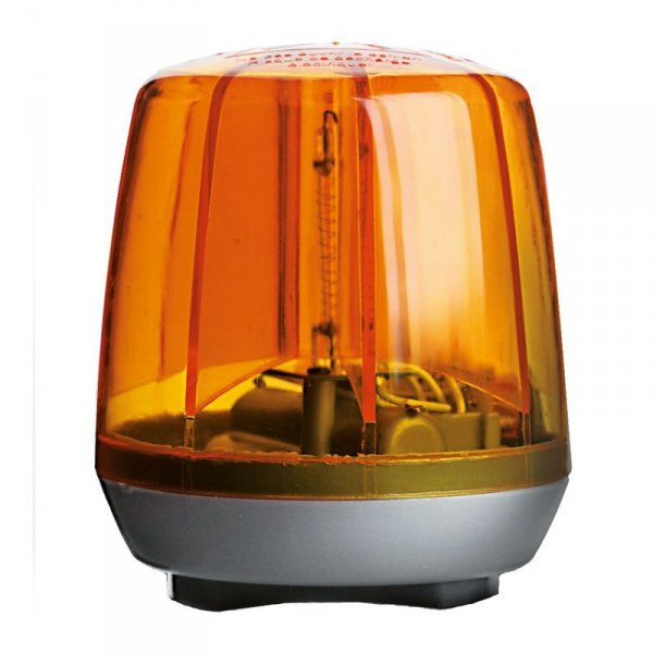 Rolly Toys Lampa Sygnalizacja świetlna kogut pomarańczoowy