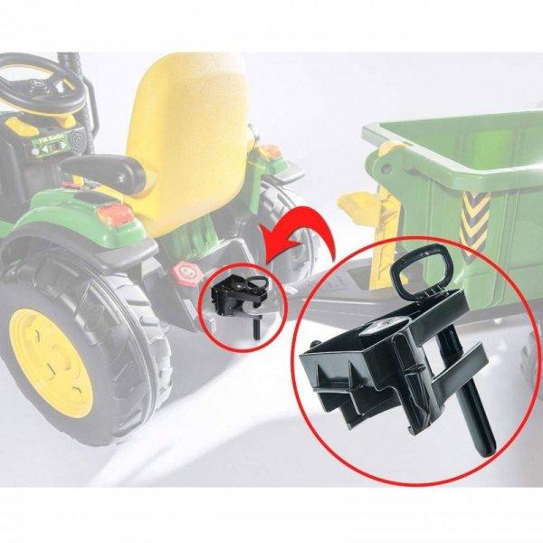 Rolly Toys Adapter do traktorów na akumulator firmy Peg Perego