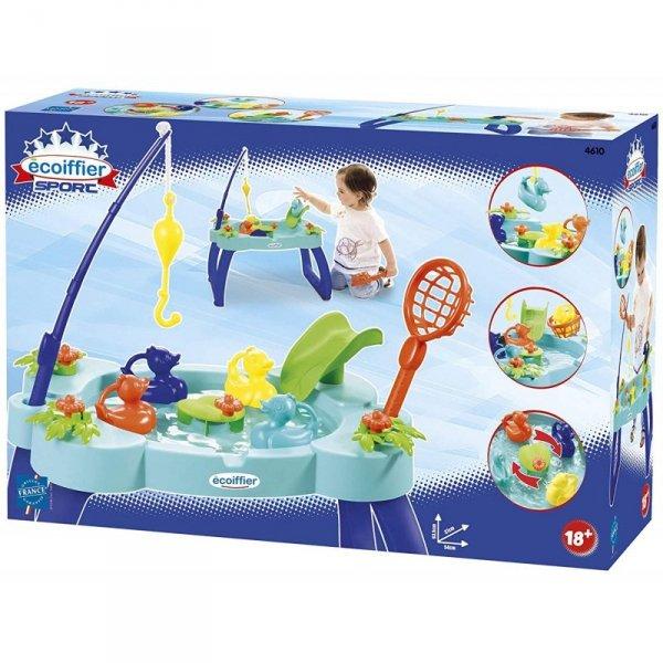 Stół wodny gra łowienie Ecoiffier