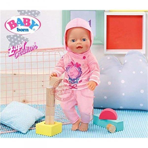 Baby Born Ubranko Casual dla lalki 43 cm Różowe na wieszaczku
