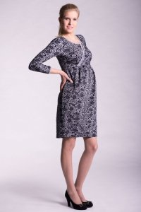 Sukienka ciążowa i do karmienia 2504