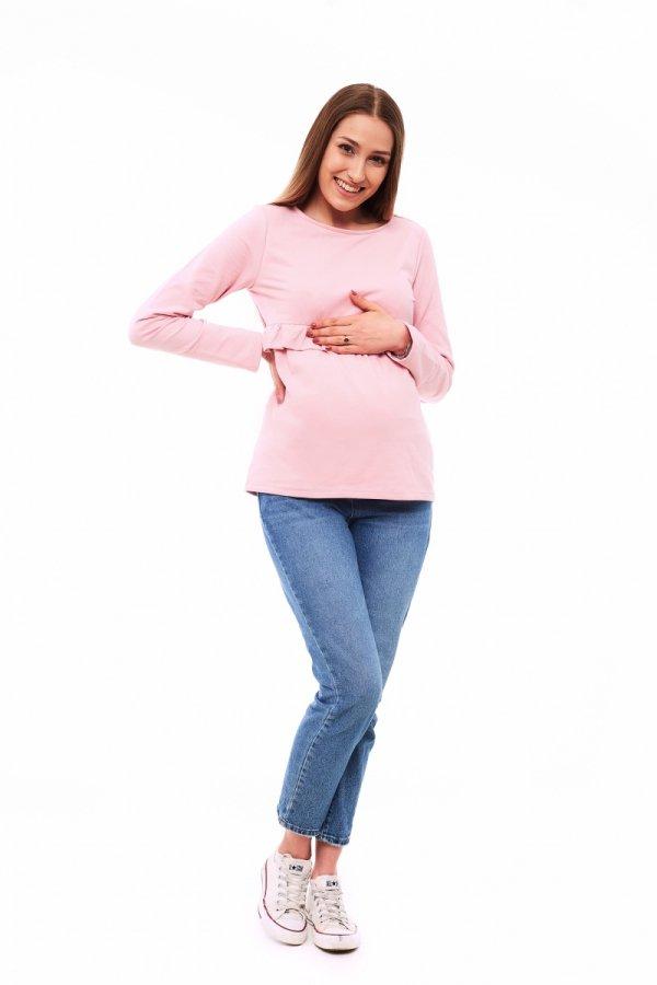 bluza ciążowa dresowa