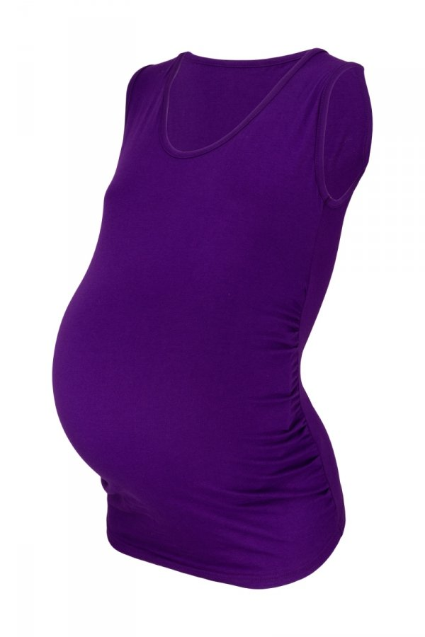 Bluzka ciążowa Classic na ramiączkach 8216