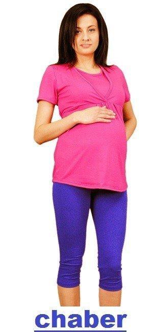 Legginsy ciążowe 3/4 2047 i 2030