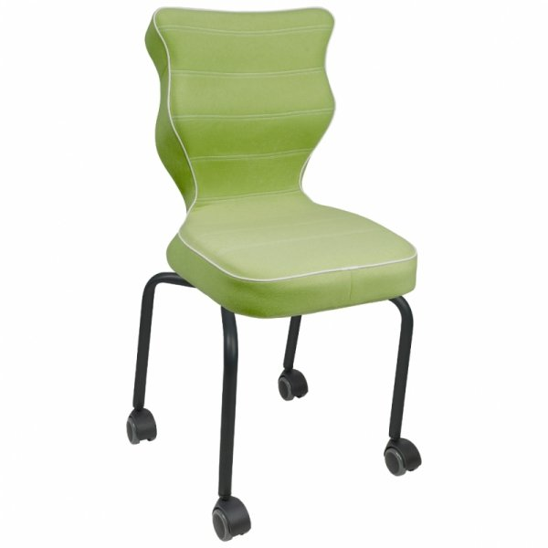 Krzesło RETE czarny Visto 05 rozmiar 4 wzrost 133-159 #R1