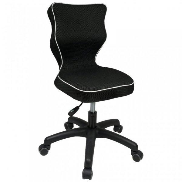 Krzesło PETIT czarny Rapid 10 rozmiar 4 wzrost 133-159 #R1
