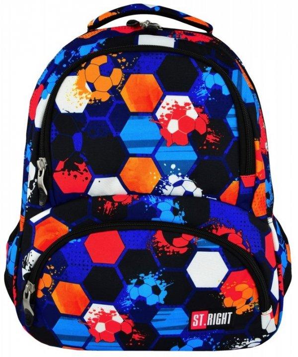 PLECAK FOOTBALL BP-07 ST.RIGHT KIESZEŃ TERMICZNA GRATIS