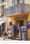 Kalendarz ścienny wieloplanszowy Provence 2021 - lipiec 2021