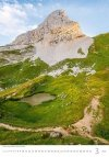 Kalendarz ścienny wieloplanszowy Alps 2021 - marzec 2021