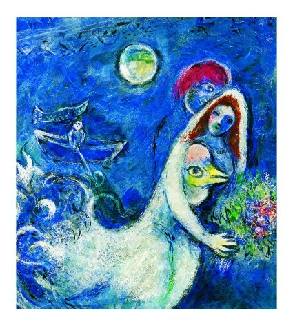 Marc Chagall 2020 - czerwiec 2020