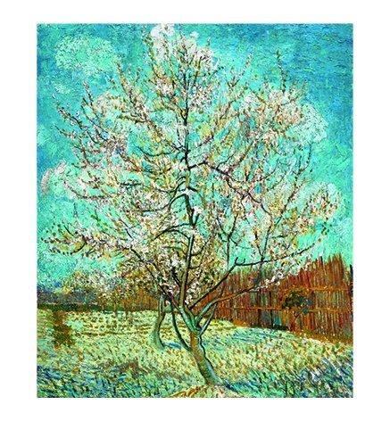 Kalendarz ścienny wieloplanszowy Vincent Van Gogh 2020 - kwiecień 2020