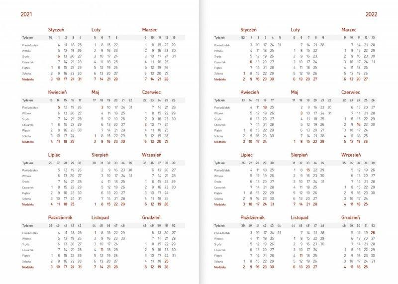 Kalendarz akademicki na rok szkolny 2021/2022 skrócone kalendarium na rok 2021 i 2022