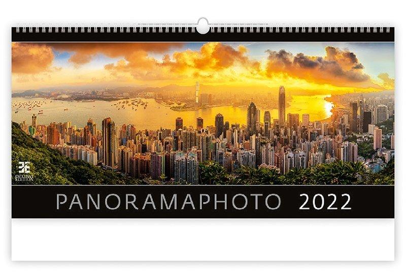 Kalendarz ścienny wieloplanszowy Panoramaphoto 2022 - exclusive edition - okładka