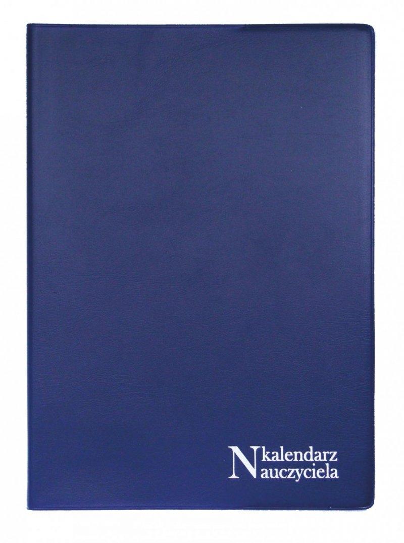 Oprawa kalendarza nauczyciela PCV