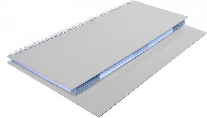 Kalendarz na biurko tygodniowy leżący dla dyrektora szkoły