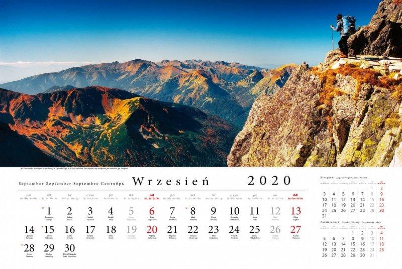 Tatry w panoramie 2020 - wrzesień 2020