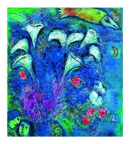 Marc Chagall 2020 - kwiecień 2020